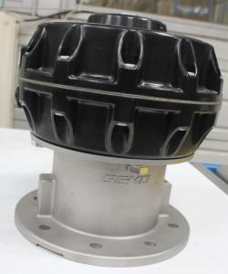 Actuator diaphragm valves