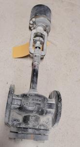 2-way control valve