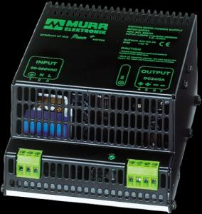 MPS 5 230/24 Alimentation monophasée, à découpage au primaire, 230 V AC, 24 V DC, 5