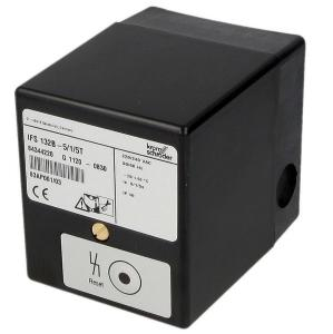 automatic control unit of the burner