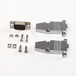 Connector KIT 15 PIN D SUB