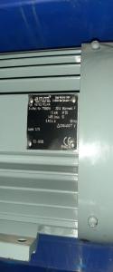 Three-phase motors IE2