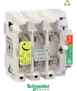 TeSys GS - switch-disconnector fuse