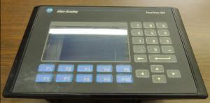 PanelView 550 Series Mono / Clavier H - Rev A
