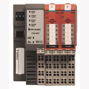 EtherNet / IP TP media I / O adapter