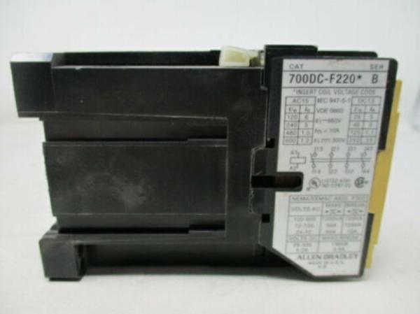 700DC-F220Z24_Allen Bradley_Control Relay
