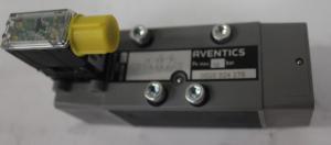 Electropneumatical slide valve