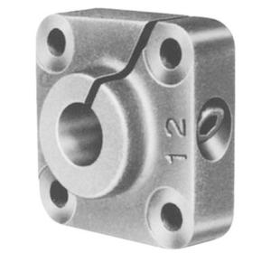 Shaft support blocks, R1056, flanged type