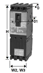 BRKR CED6 3P 600V 30A