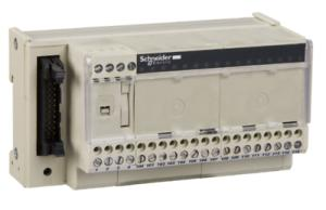 PASSIVE CONNECTION SUB-BASE ABE7 - 16 INPUTS OR OUTPUTS - LED