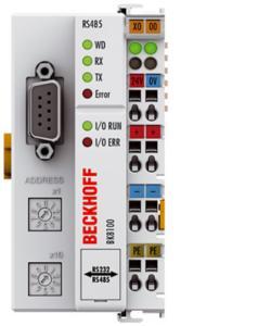 electronic coupler bus