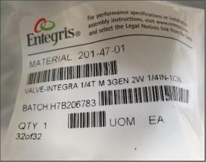 Manual valves Integra®