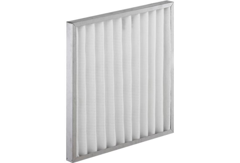 lightweight pleated filter
