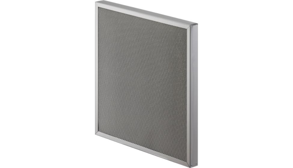 Filter light metal