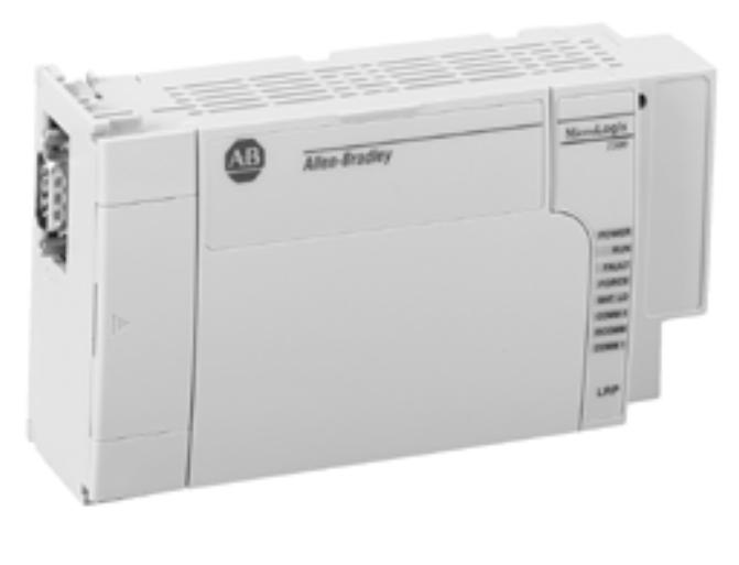 MicroLogix 1500 RS-232 processor unit