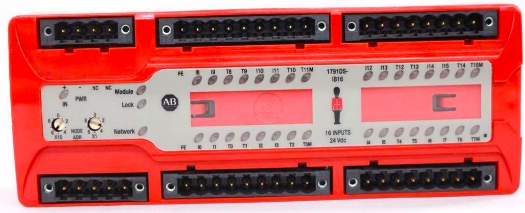 1791DS-IB16_Allen Bradley_security module