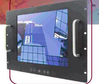 LCD Rack Mount