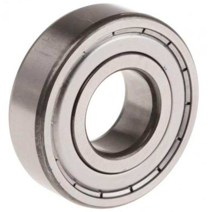 Ball bearing groove