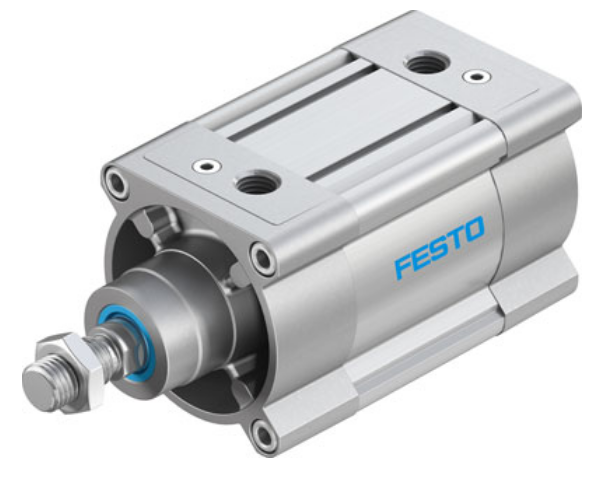 Pneumatic Profile Cylinder