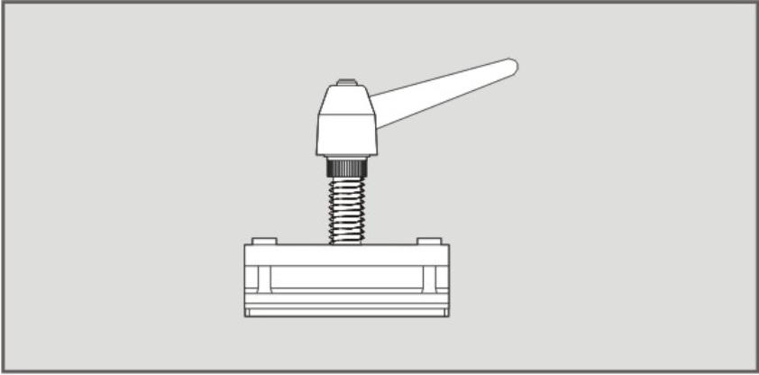 Drilling template