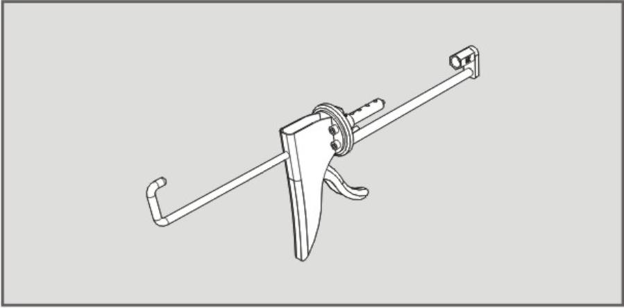 XLMJ 4_Flexlink_Pin insertion tool