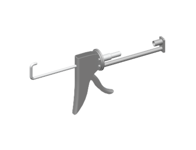 Pin insertion tool