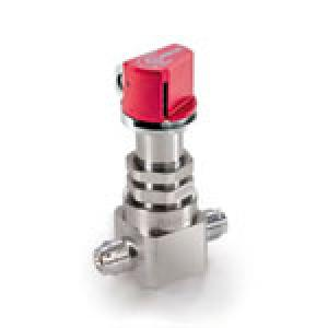 Ultra high purity valves - high temperature