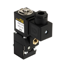 Solenoid Valves - 3/2 Normally Closed