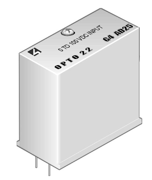 voltage measuring analog input module