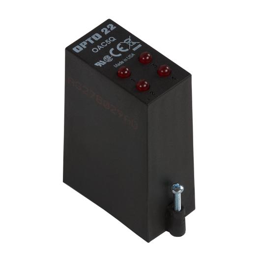 Quad Pak output AC 4-channel