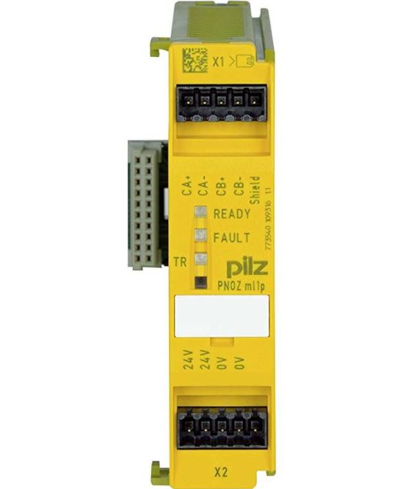 PNOZ safety link 24VDC