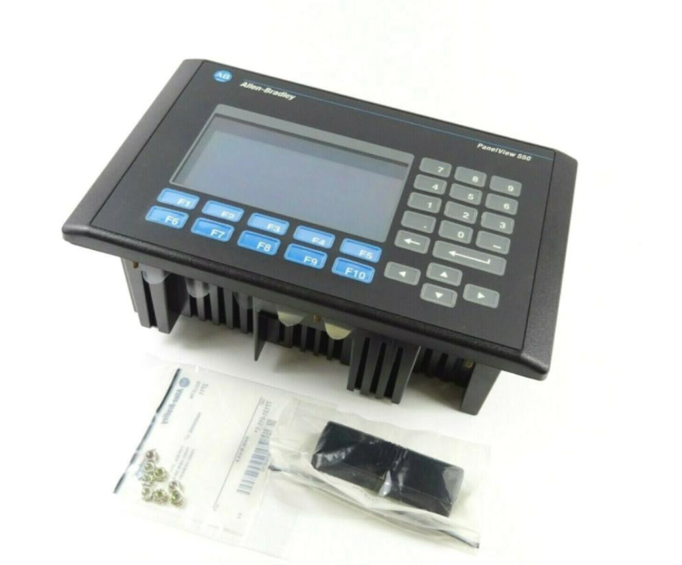 PanelView 550 monochrome Clavier