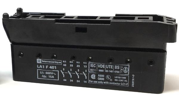 LA1F401_Schneider Electric_auxiliary switch