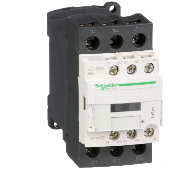 LC1D25BD_Schneider Electric_contactor