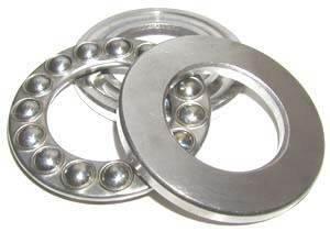 Ball bearings single